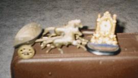 Gamla bronshästar