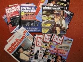 Elektroniktidningar