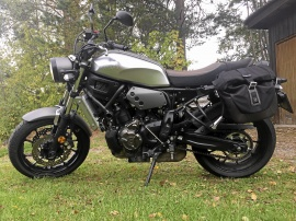 Yamaha XSR700 Street