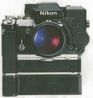 Nikon kamera svart