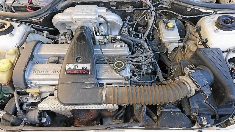 Ford Escort Combi 1.6 CLX
