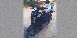 Moped Bonnie