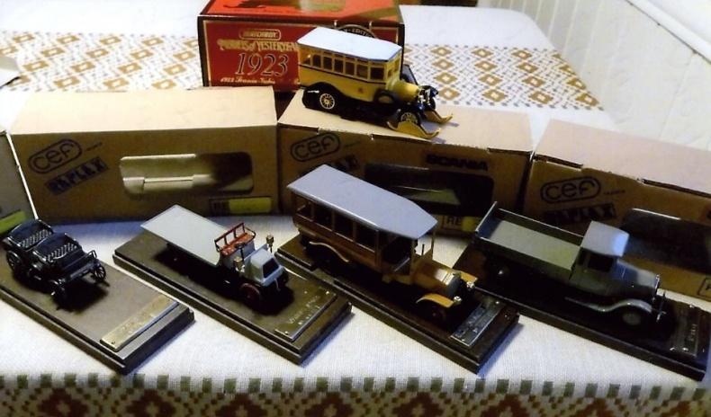 Scania-modeller