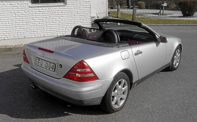 Mercedes-Benz 230 CLK