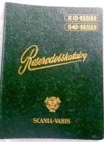 Scania Reservdelskatalog