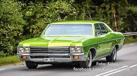 Chevrolet Impala 4ht