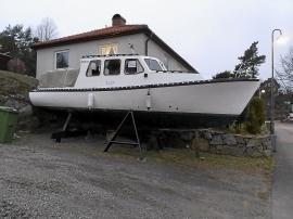 Snipa/husbåt -55, tillfälle, ev byte!