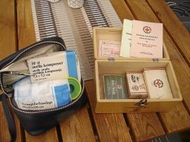 Förbandslåda och Väska