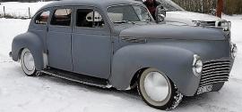 Chrysler Windsor 1940 Rod