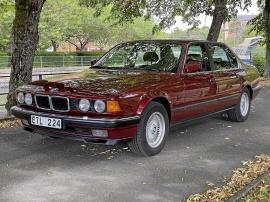 BMW 750 iL 300hk