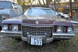 Cadillac Taragona Pick up