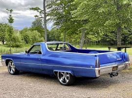Cadillac Tarragona pickup - kultklassiker!