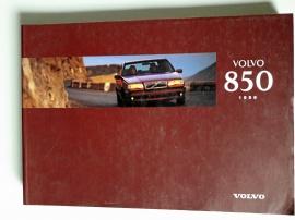 Instruktionsbok Volvo 850