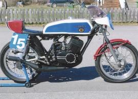 Yamaha F5 350 cc