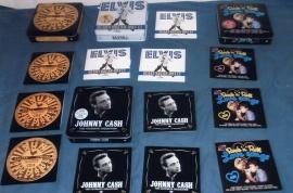 Elvis Presley, Johnny Cash, Love Songs Sun Records
