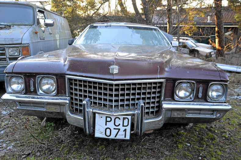 Cadillac Taragona Pick up
