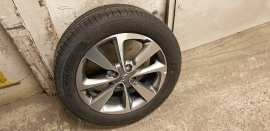 Hyundai 4x100 sommarhjul 16 tum