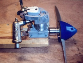 Laser 11.5 cc