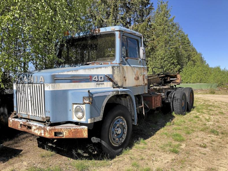 Scania Torped LS140