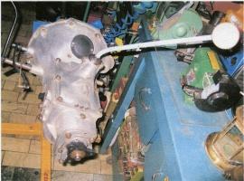 Växellåda Mercedes 170 W15 134-35