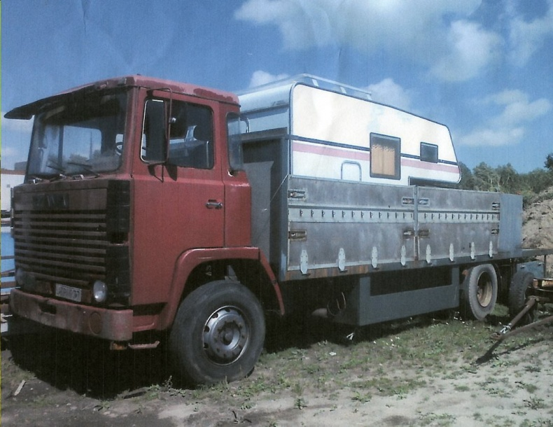 Scania LB111 4x2