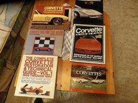 Corvetteböcker