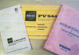 Instruktionsböcker