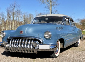 Buick Super Eight Dynaflow