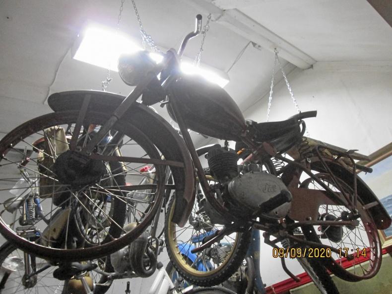 Mustang med japmotor