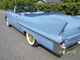 Cadillac Convertible