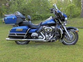 Harley-Davidson FLHTK