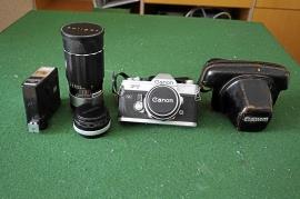 Kamera Canon FT QL