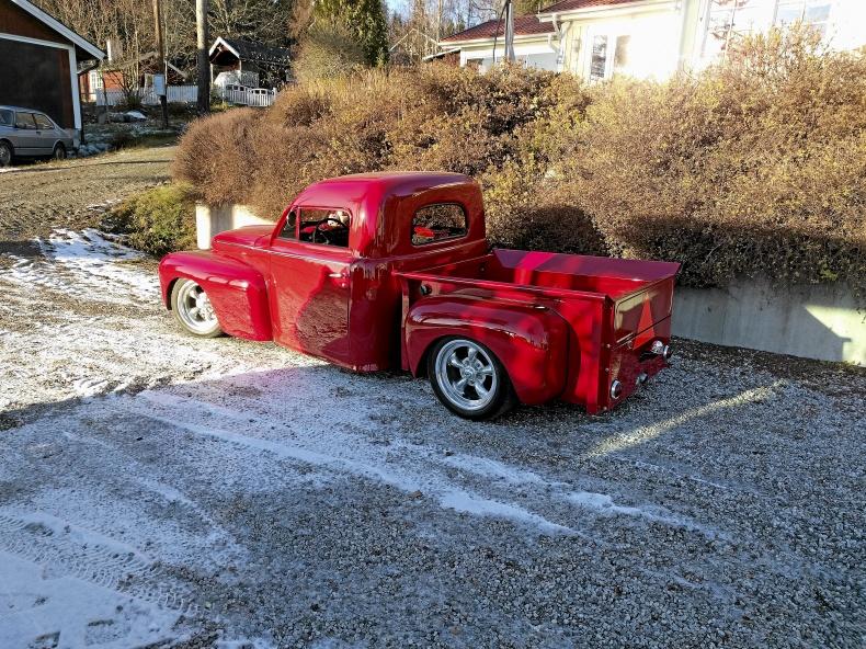 Volvo Duett stepside A-Traktor
