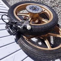 Campagnolo Hjul 18