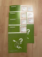 Servicehandböcker 440/480