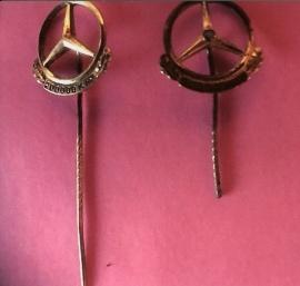 Mercedes-Benz nålar