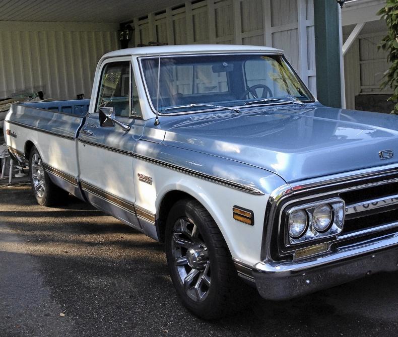 GMC C20 pickup