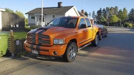 Dodge ram 1500 4x4 5.7 L