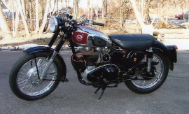 Matchless G 80S