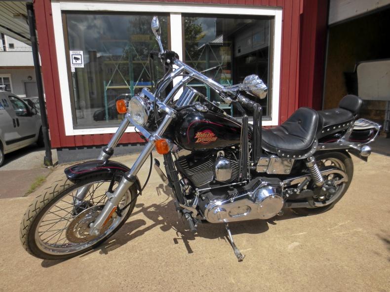 mobile_Harley-Davidson Wide Glide