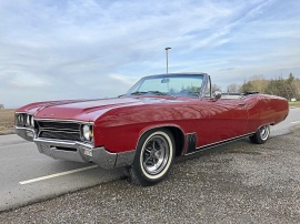 Buick Wildcat Custom Convertible
