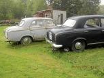 Peugeot 403 Renoveringsobjekt 1950-tal
