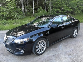 mobile_Lincoln MKS 3,5 ECO Boost