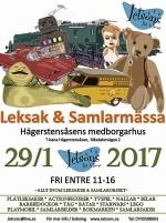 säljes plats på leksaksmässan i stockholm den 29/1