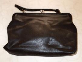 Gammal handväska