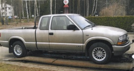 Chevrolet Pickup S10