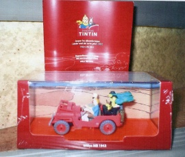 Tin-Tin Modellbilar