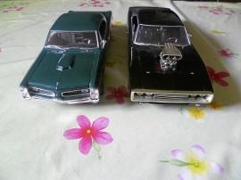 1966 Pontiac GTO / Dodge Charger 1970