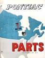 Pontiac PARTS, Catalogue 612