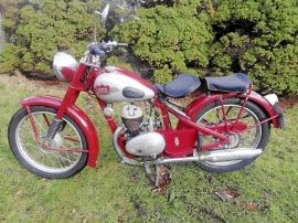 Rex Roadmaster 197 cc